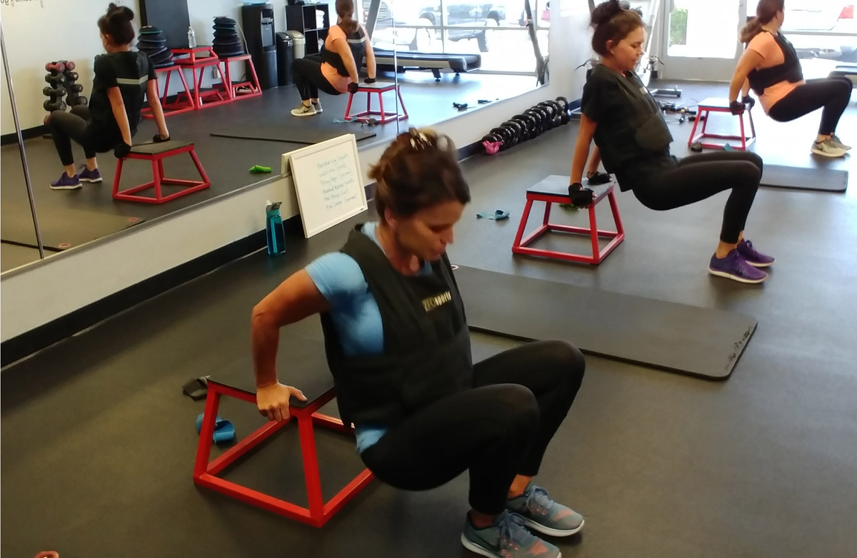 Empower Fitness, Santee CA, group classes, private fitness training