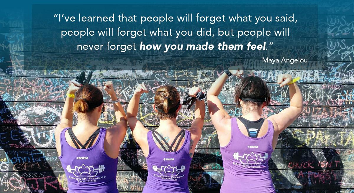 personal fitness training, Santee, Lakeside, El Cajon, Empower Fitness Training